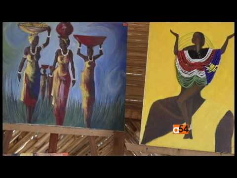 South Sudan Art Scene