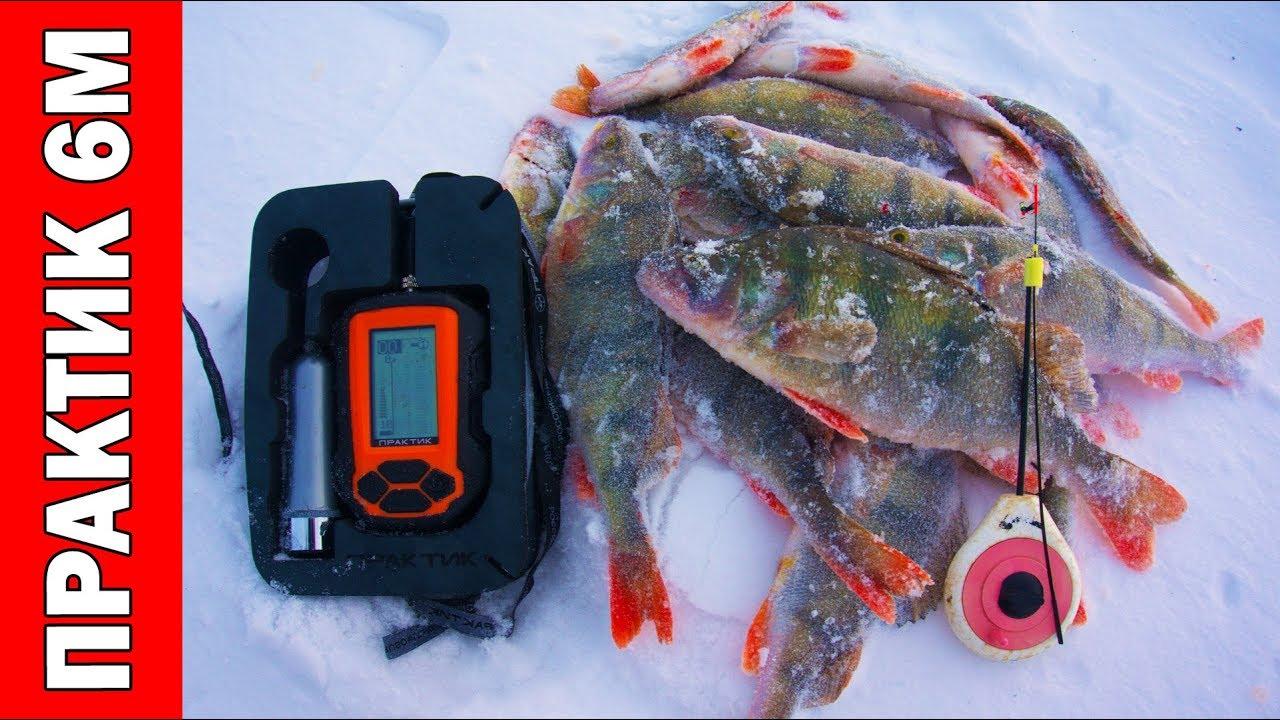 лучший эхолот для зимней рыбалки