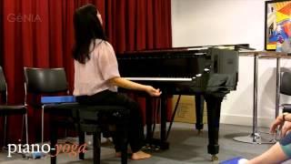 Piano-Yoga® 30 Second Tips No. 2