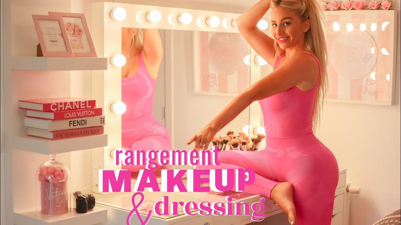 RANGEMENT MAKEUP & DRESSING - JUSTINE FRANCOTTE