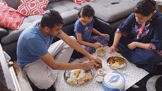 Indian Special Lunch Routine   गाँव का देसी स्टाइल लंच   UP style Veg Thali in 45 mins