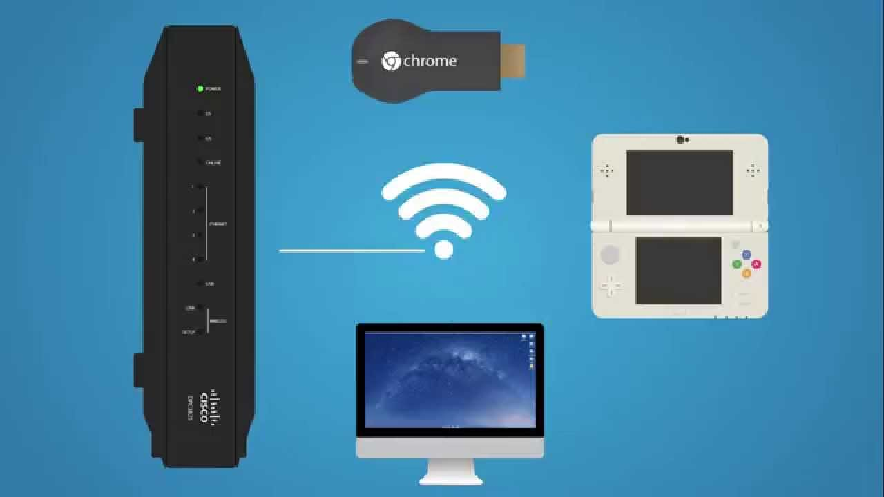 How To Change The Wireless Channel On Your Shaw Modem
