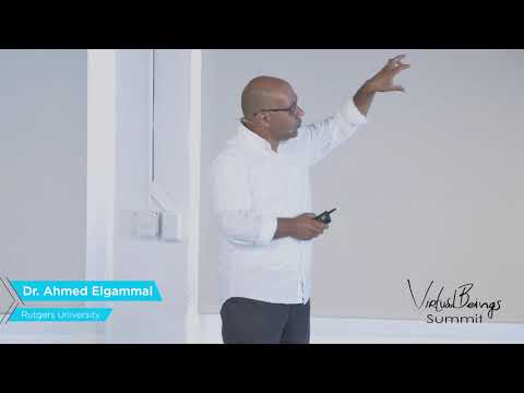 Dr  Ahmed Elgammal 1