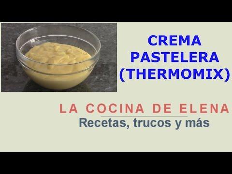 crema pastelera thermomix - cinemapichollu