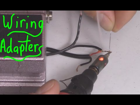 HOW TO HACK CHARGING ADAPTERS TO POWER OTHER DEVICES - YouTube