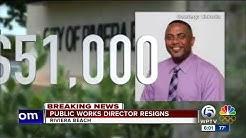 Riviera Beach Public Works Director Resigns