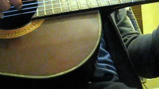 Lắng nghe nước mắt guitar cover by mít