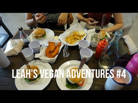 LEAH'S VEGAN ADVENTURES #4 - SOUL BURGER SYDNEY