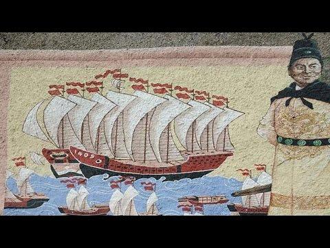 Bukti Laksamana Cheng Ho Penemu Amerika, Bukan Columbus