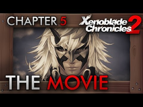 Xenoblade Chronicles 2 - All Cutscenes The Movie   Chapter Five: Masters and Slaves