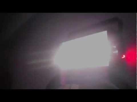 Estrobo Flash 1500W, DMX, diferentes niveles. 2013 - HD (Alejandro R.)