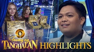 Tawag ng Tanghalan: John Mark is having a hard time choosing his TNT treasure box