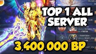 Скачать Newest Top 1 BP In All Server Gears Stats Review MU Origin 2