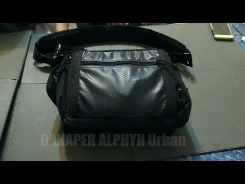 DANAPER ALPHYN Urban  - сумка мирного жителя