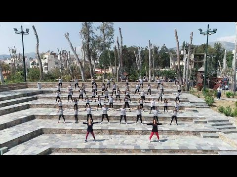 2019 Cosmogym Flashmob EDU mode