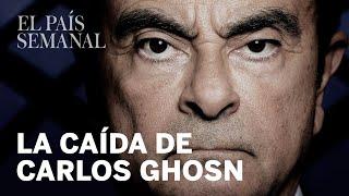 Carlos Ghosn, el halcón caído de la industria del automóvil | Perfil |El país semanal
