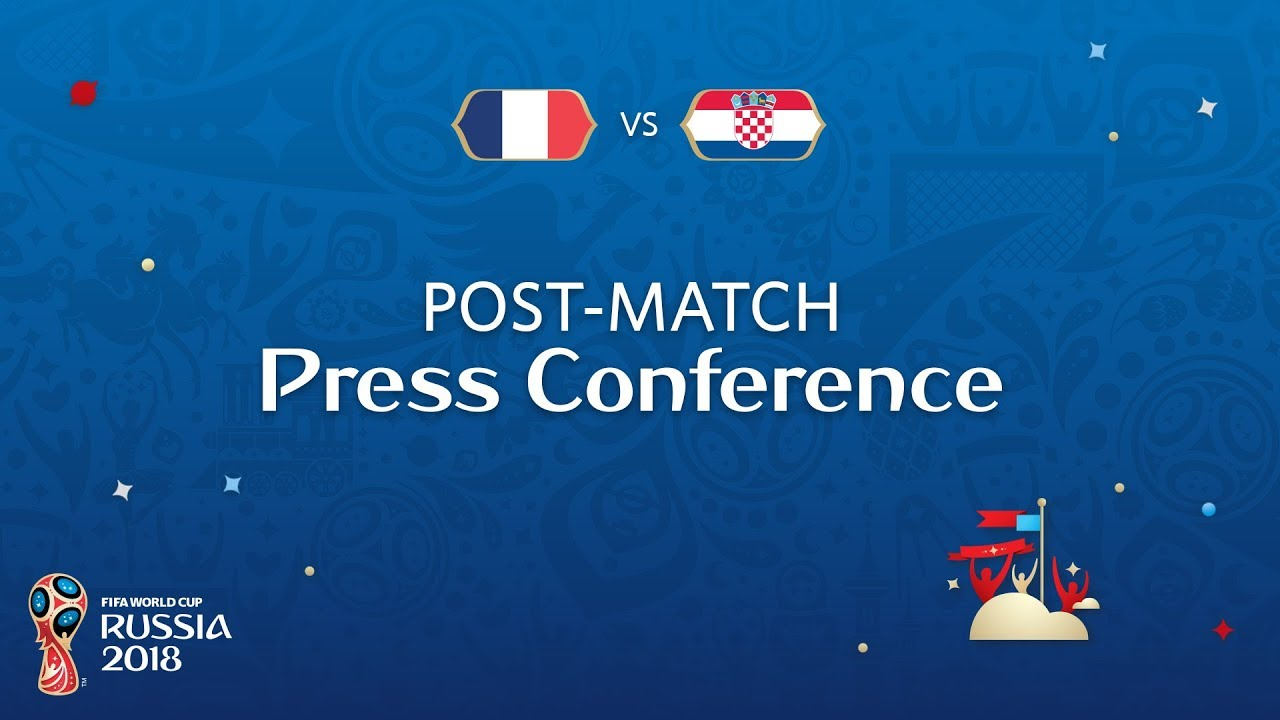 2018 FIFA World Cup Russia™ - Matches - France - Croatia