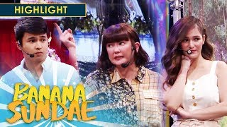 Strict sister | Banana Sundae