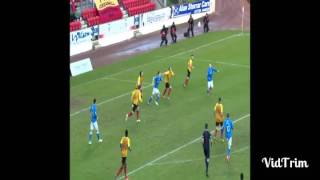 Dave Mackay best moments St Johnstone