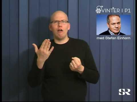 SR P1: Vinter med Stefan Einhorn, del 7 av 8