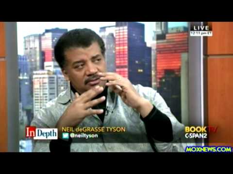 Amazing Interview With Astrophysicist Neil deGrasse Tyson