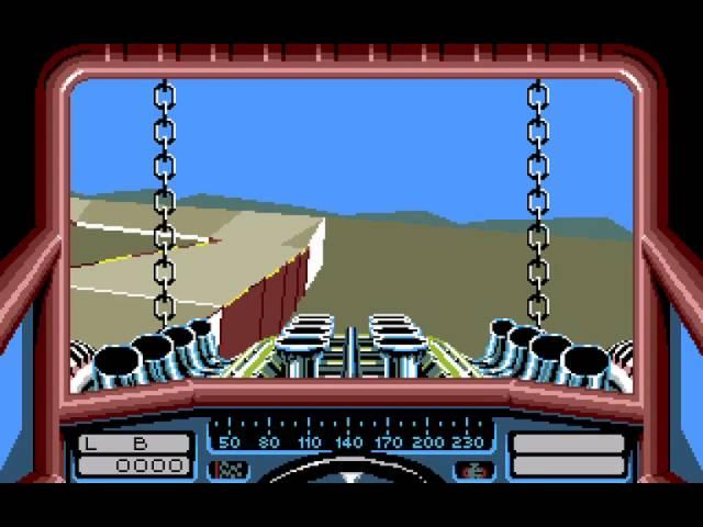 Stunt Car Racer, Amiga - Overlooked Oldies