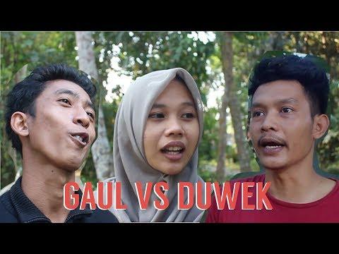KECAMATAN TV - GAUL VS DUWEK  (FILM JOWO)