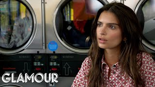 Emily Ratajkowski Has Some Shower Thoughts: Election Edition | Glamour