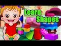 Baby Hazel Learns Shapes by TopBabyGames   Fun Game Videos For Children