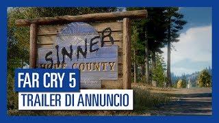 Far Cry 5 - Trailer di Annuncio thumbnail