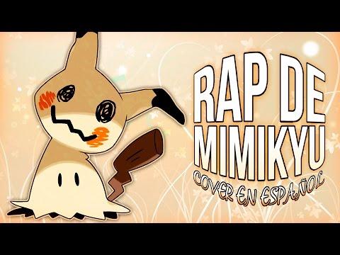 RAP DE MIMIKYU CANCIÓN & LETRA EN ESPAÑOL ~ Mimikyu Song Spanish Version Cover.