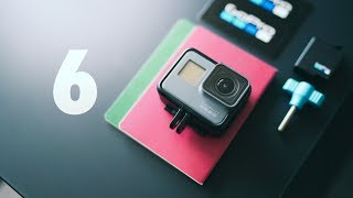 GoPro Hero 6 REVIEW - The BEST Action Camera Money Can Buy