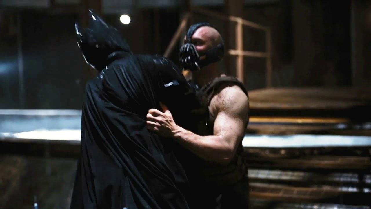 The Dark Knight Rises [[ Batman VS Bane Epic Edition ]] -【RE-SOUND🔊】