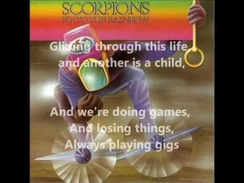 Scorpions - Fly To The Rainbow full album (1974) w/ lyrics