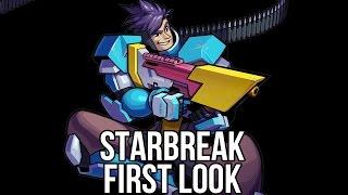 Starbreak (Free MMO Shooter): Watcha Playin