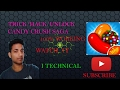 How to Trick/Hack Candy crush saga & unlock all level..100% working video