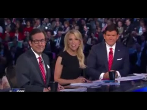 Part 2 of 2 of 2015 1st Republican GOP Prime Time Debate 2016 Presidential Debate 720p