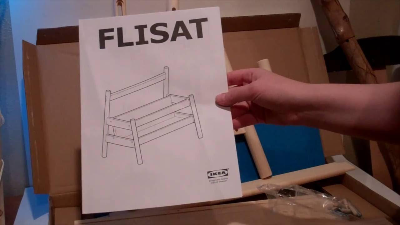 Ikea flisat unboxing youtube