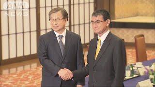 河野外務大臣は北朝鮮を訪問した韓国の徐薫(ソ・フン)国家情報院長と...