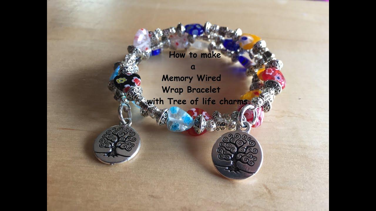 Tree Of Life Charm Bracelet - Tree Of Life Bracelet