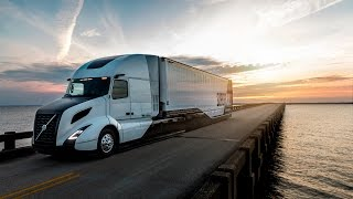 volvo trucks introducing the supertruck concept vehicle