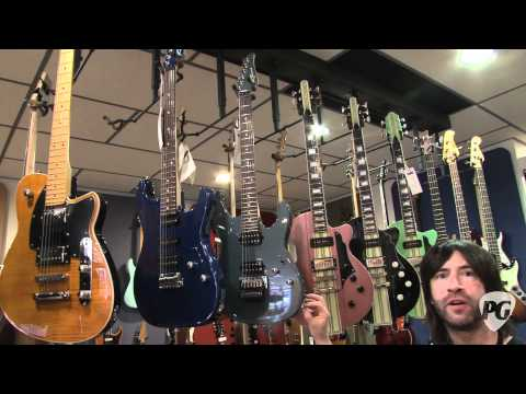 Guitar Shop Tour: Montreal's Boutique Tone