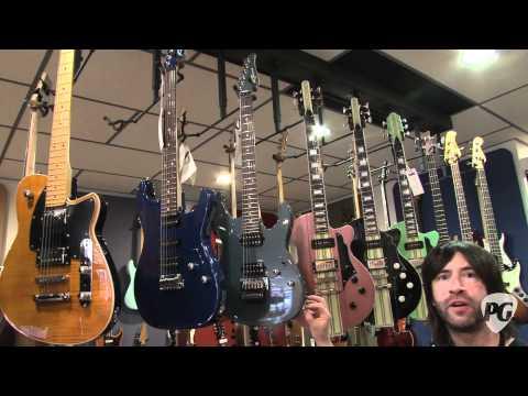 Guitar Shop Tour: Montreal's Boutique Tone