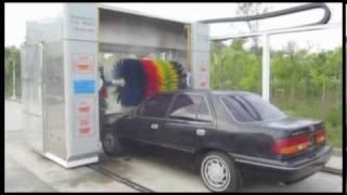 Автомойка портальная