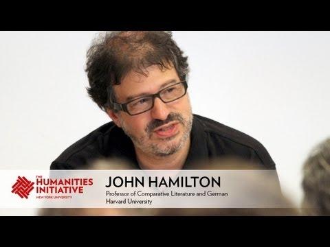 John Hamilton - Security