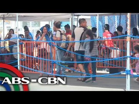 Buhos ng pasahero sa Batangas Port para sa Semana Santa, patuloy | Bandila