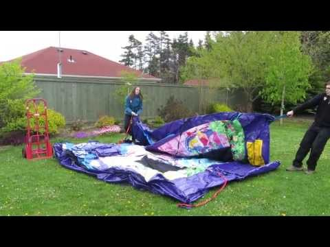 Sky High Amusements- HOW TO SET UP A BOUNCE HOUSE