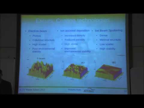 Oliver Puncken - Laser diagnostics and developmental tools