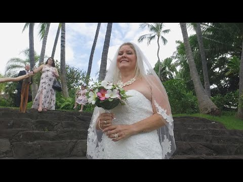 Lance Houston - Bride Has Wedding Day Do-Over So She Can Wear Her Dream Dress