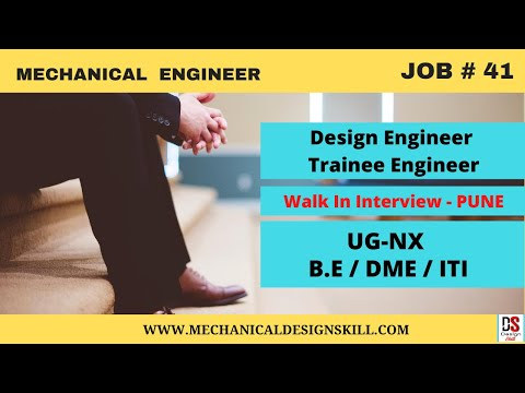 Job 41 Design Engineer I Diploma Mechanical Engi